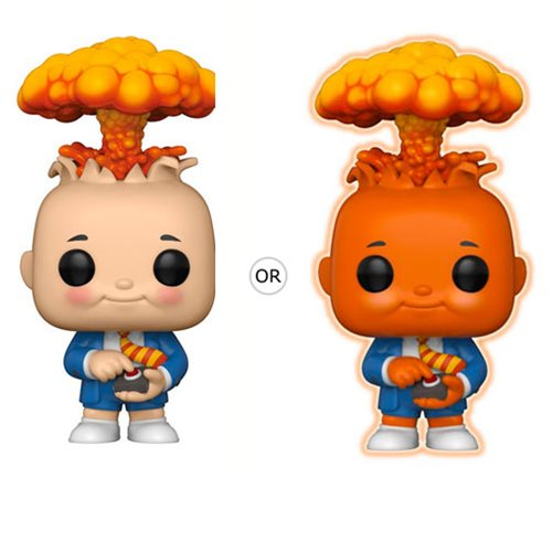 Garbage Pail Kids Adam Bomb Pop! Vinyl Figure