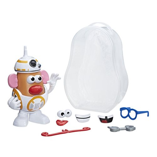 Star Wars Mr. Potato Head  BB-8 Container