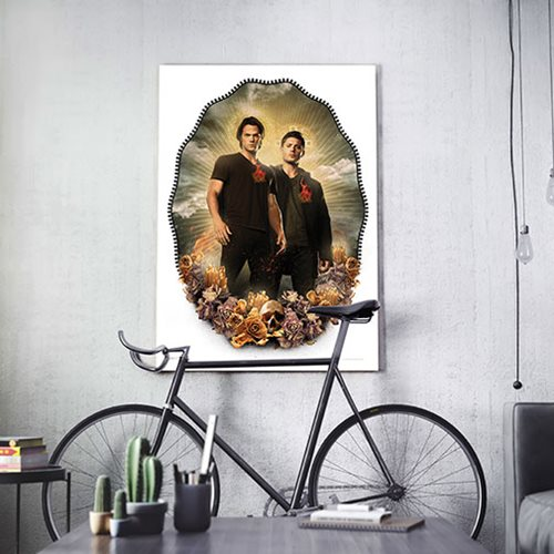 Supernatural Saints and Sinners MightyPrint Wall Art Print