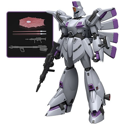 Gundam F91 #09 Vigna-Ghina Bandai RE 1:100 Scale Model Kit