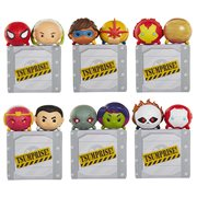 Marvel Tsum Tsum 3-Pack Mini-Figures Wave 4 Case