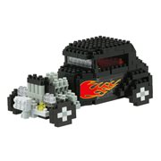 Hot Rod Nanoblock Constructible Figure