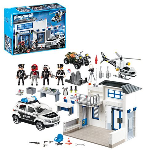 Playmobil 9372 Police Station