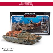 Doorbuster 12/6/19 - Star Wars The Vintage Collection Rogue One Imperial Combat Assault Hovertank Vehicle