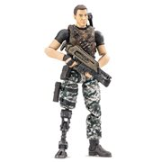 Aliens Colonial Marine Lt. Cruz 1:18 Scale Action Figure - Previews Exclusive