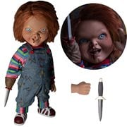 Child's Play Menacing Chucky Talking Mega-Scale 15-Inch Doll
