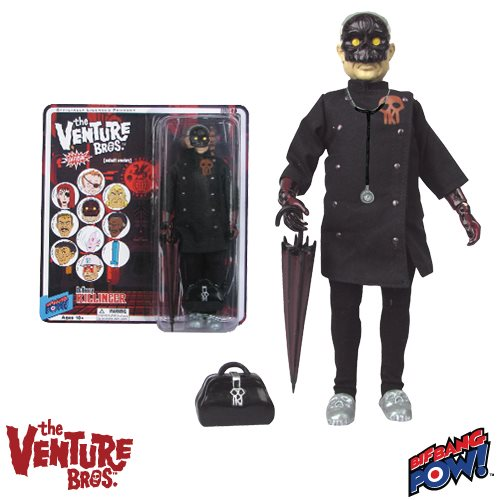 The Venture Bros. Killinger 8-Inch Action Figure