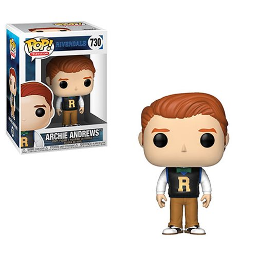Riverdale Dream Sequence Archie Pop! Vinyl Figure #730