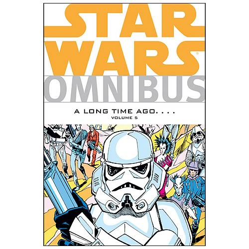 Star Wars Omnibus: A Long Time Ago Volume 5 Graphic Novel