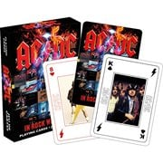 AC/DC-In Rock We Trust Playing Cards
