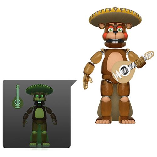 Five Nights at Freddy's: Pizza Simulator El Chip Action Figure