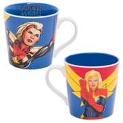 Captain Marvel 12 oz. Ceramic Mug