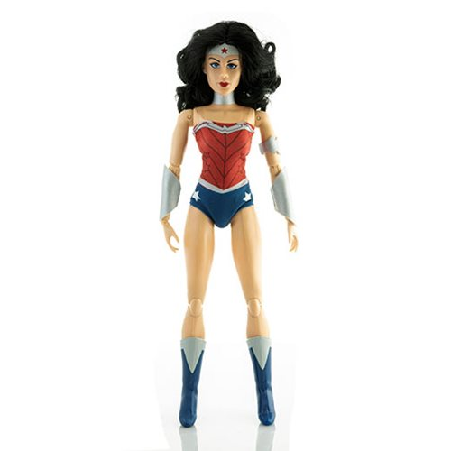 Wonder Woman New 52 Mego 14-Inch Retro Action Figure