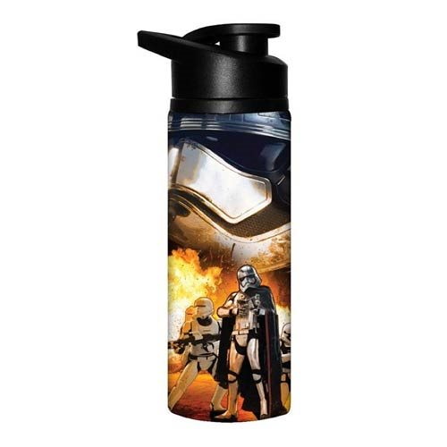 Star Wars: Episode VII - The Force Awakens Phasma and Flametroopers 25 oz. Travel Cup