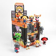 Aggretsuko Action Vinyl Figure Display Case