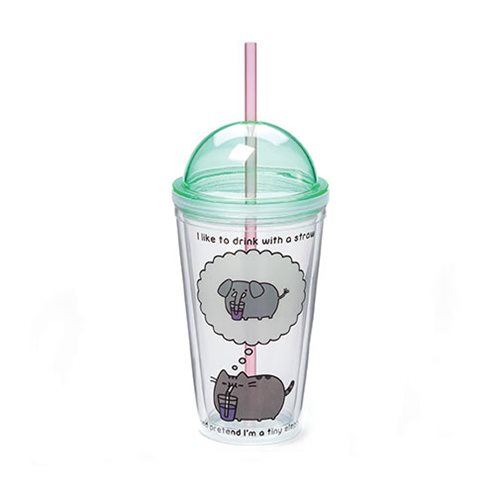 Pusheen the Cat 16 oz. Tumbler