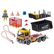Playmobil 70444 Construction Interchangeable Truck