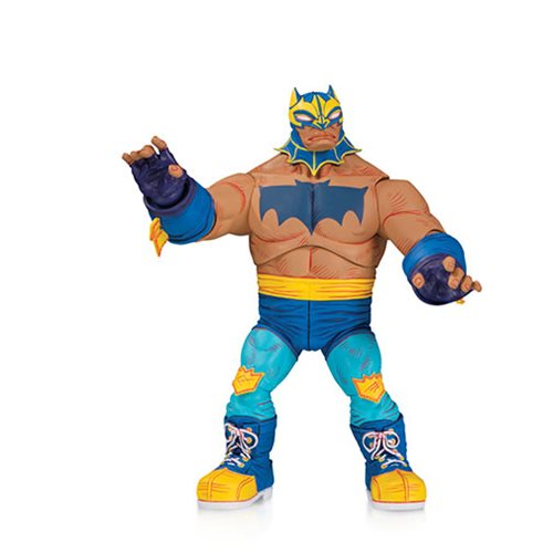 DC Comics Lucha Explosiva Batman Action Figure