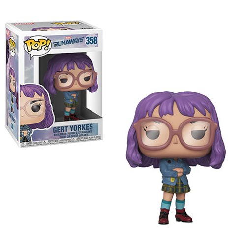 Runaways Gert Yorkes Pop! Vinyl Figure #358