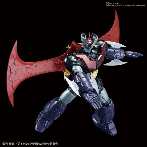 Mazinger Z Infinity Version 1:60 Scale Model Kit