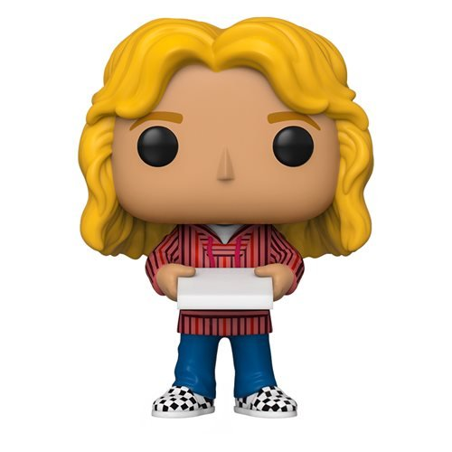 Fast Times at Ridgemont High Jeff Spicoli with Pizza Box Pop! Vinyl Figure