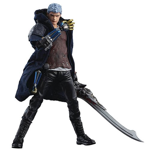 Devil May Cry 5 Nero 1:12 Scale Action Figure - Previews Exclusive