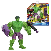 Hulk Marvel Super Hero Mashers Action Figure, Not Mint