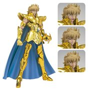 Saint Seiya Leo Aiolia God Cloth Bandai Saint Cloth Myth EX Action Figure
