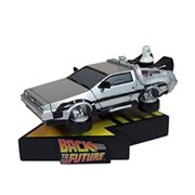 Back to the Future Part II DeLorean Premium Motion Statue