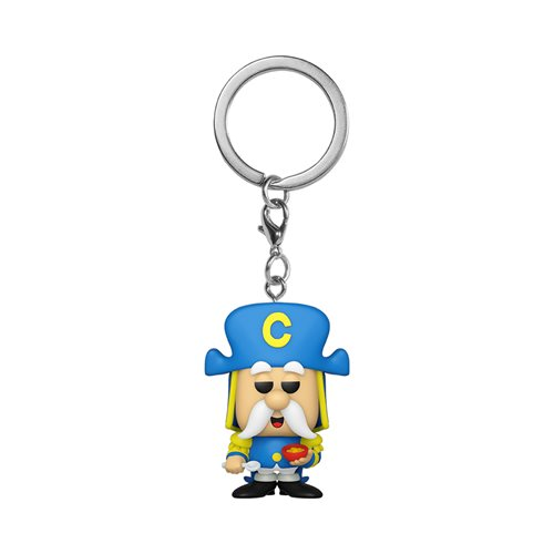 Quaker Oats Captain Crunch Pocket Pop! Key Chain