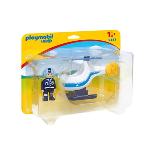 Playmobil 9383 Police Copter