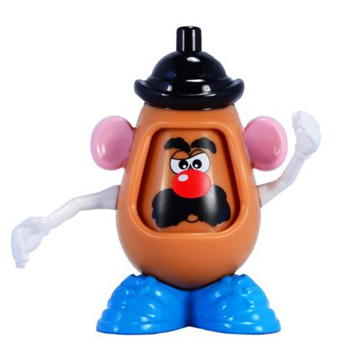 World's Smallest Mr. Potato Head Figure