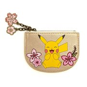 Pokemon Eevee and Pikachu Cardholder