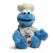 Sesame Street Cookie Monster Chef Teach Me 17-Inch Plush