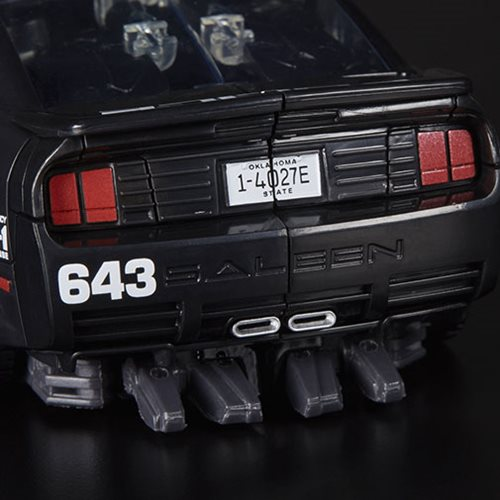 Transformers Masterpiece Movie Series Barricade MPM-5 - Exclusive