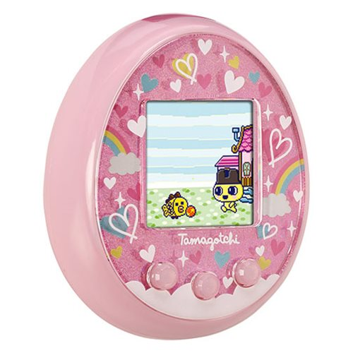 Tamagotchi On Marchen Pink Electronic Game
