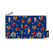 Rescue Rangers Floral Pencil Case