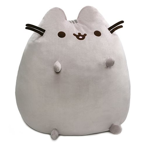 Pusheen the Cat Sitting Jumbo 38-Inch Plush