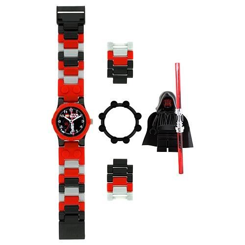 Lego Star Wars Darth Maul Kids Watch With Minifigure