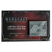 World of Warcraft Horde Collector's Pin