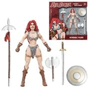 Red Sonja 5 1/2-Inch Bendable Action Figure