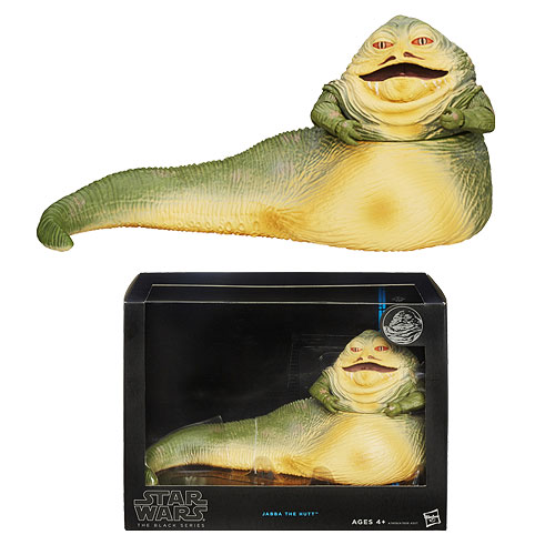 Star Wars The Black Series Jabba the Hutt 6-Inch Deluxe Action Figure