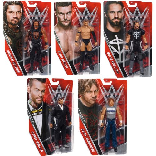 WWE Basic Figure Series 77 Action Figure Case