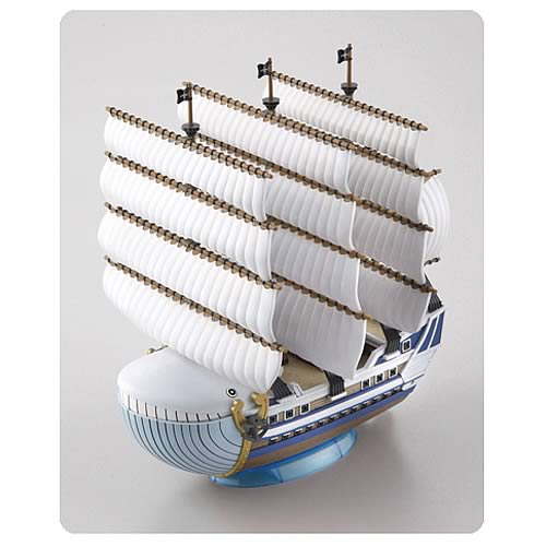 One Piece Moby Dick Grand Ship Collection Model Kit