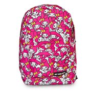 Hello Kitty My Melody Print Backpack