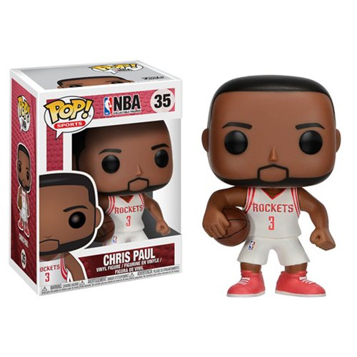 NBA Chris Paul Pop! Vinyl Figure #35