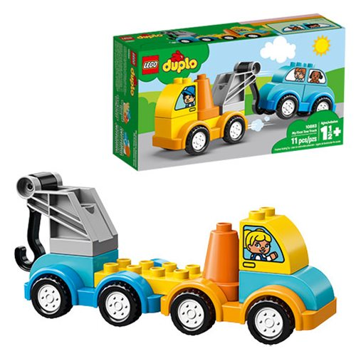 LEGO 10883 DUPLO My First Tow Truck