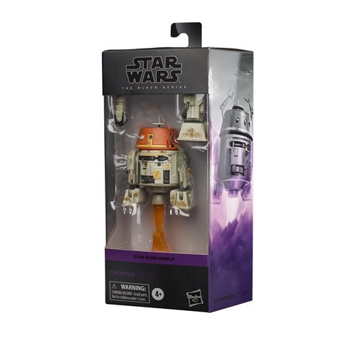 Star Wars The Black Series C1-10P Chopper 6-Inch Action Figure