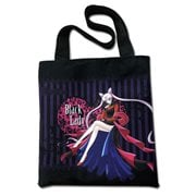 Sailor Moon Black Lady Tote Bag