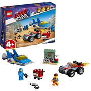 LEGO 70821 The LEGO Movie 2: The Second Part Emmet and Benny's 'Build and Fix' Workshop!